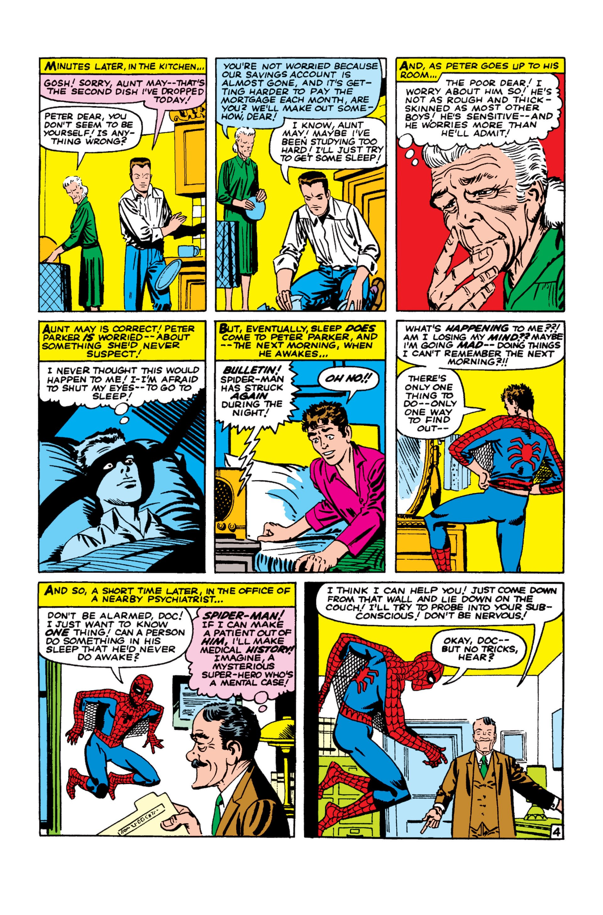 The Amazing Spider-Man (1963) 13 Page 4
