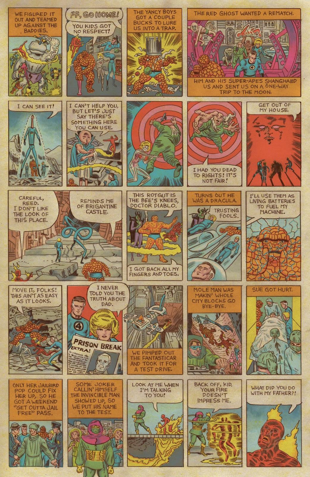 Read online Fantastic Four: Grand Design comic -  Issue #1 - 29