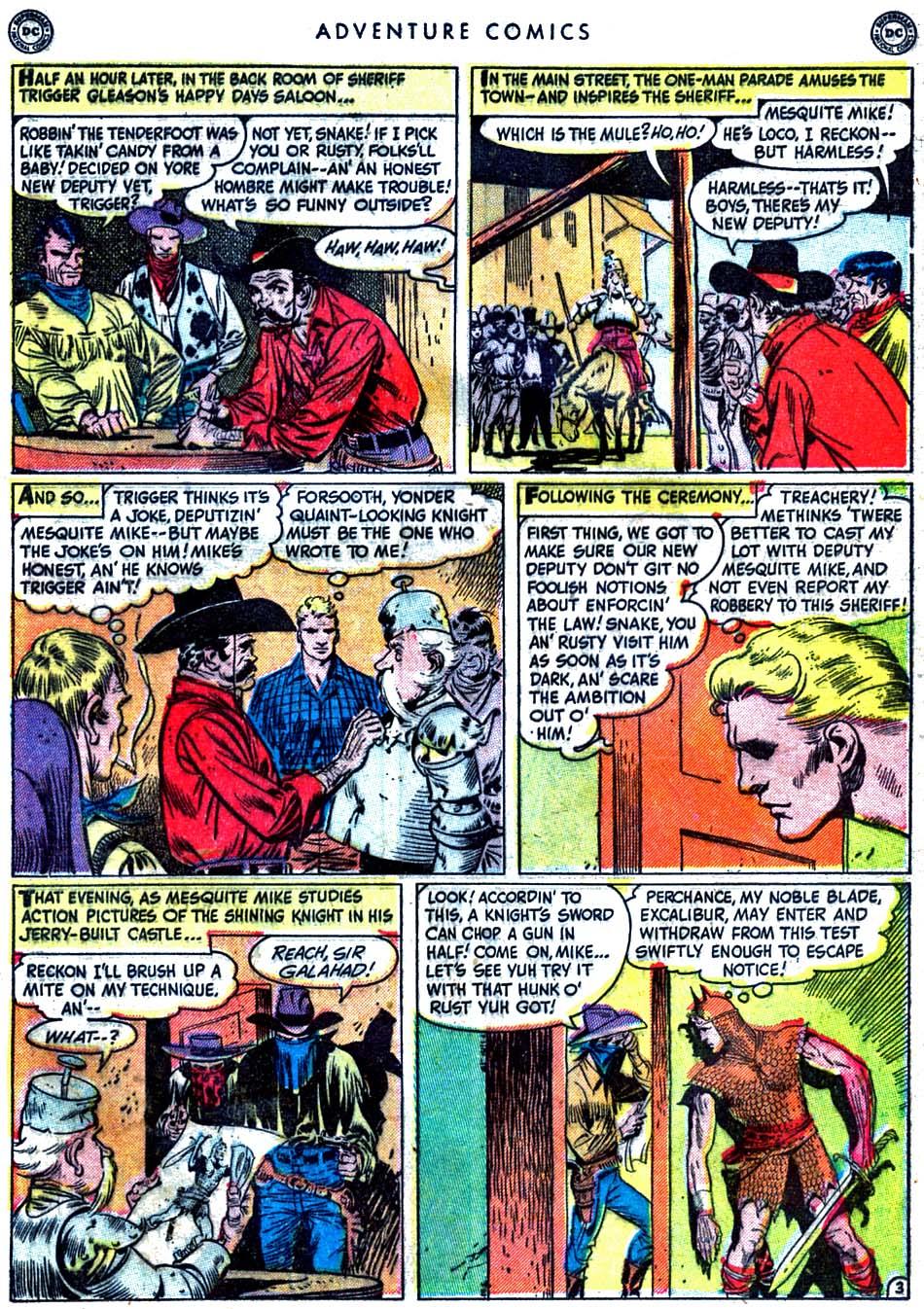 Read online Adventure Comics (1938) comic -  Issue #163 - 19