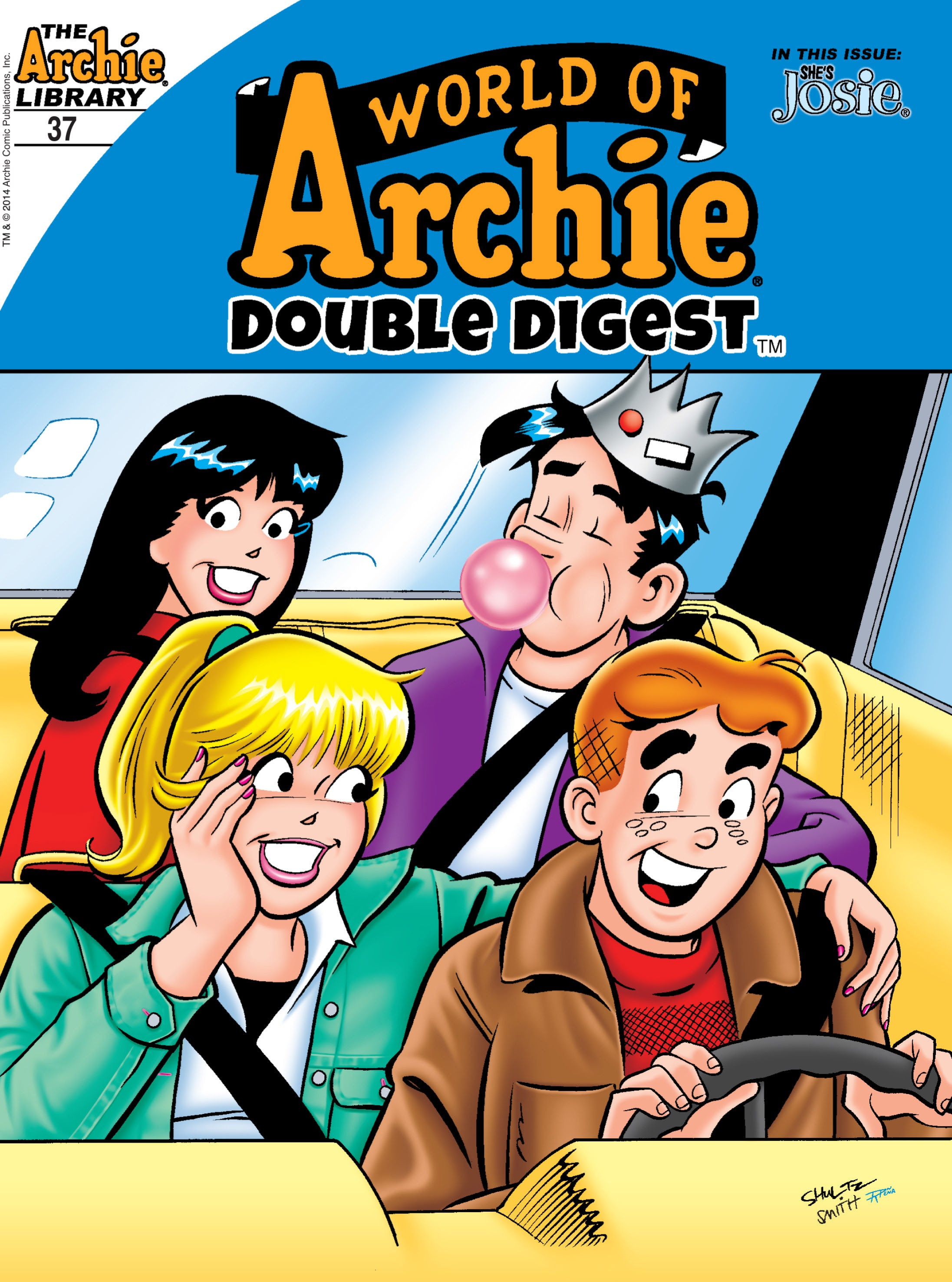 World of Archie Double Digest 37 Page 1