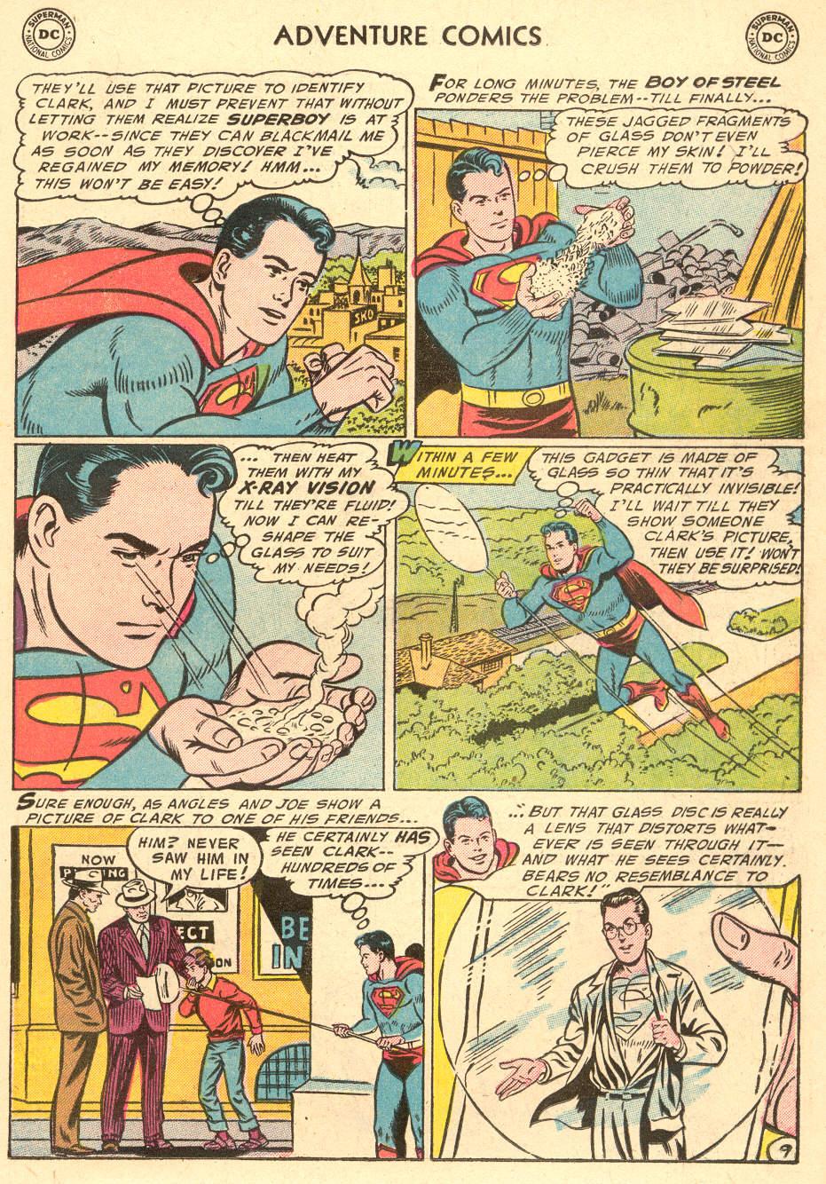 Read online Adventure Comics (1938) comic -  Issue #212 - 11