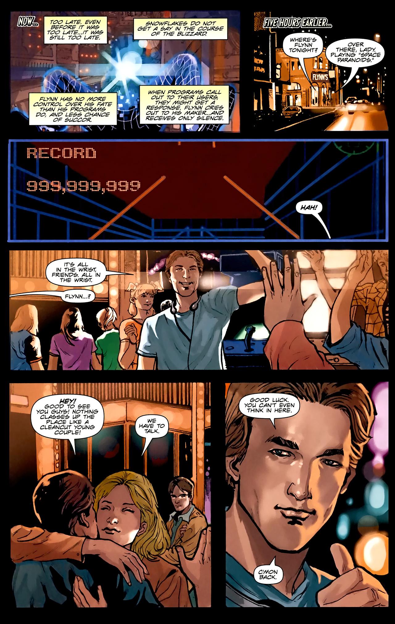 Read online TRON: Original Movie Adaptation comic -  Issue #1 - 21