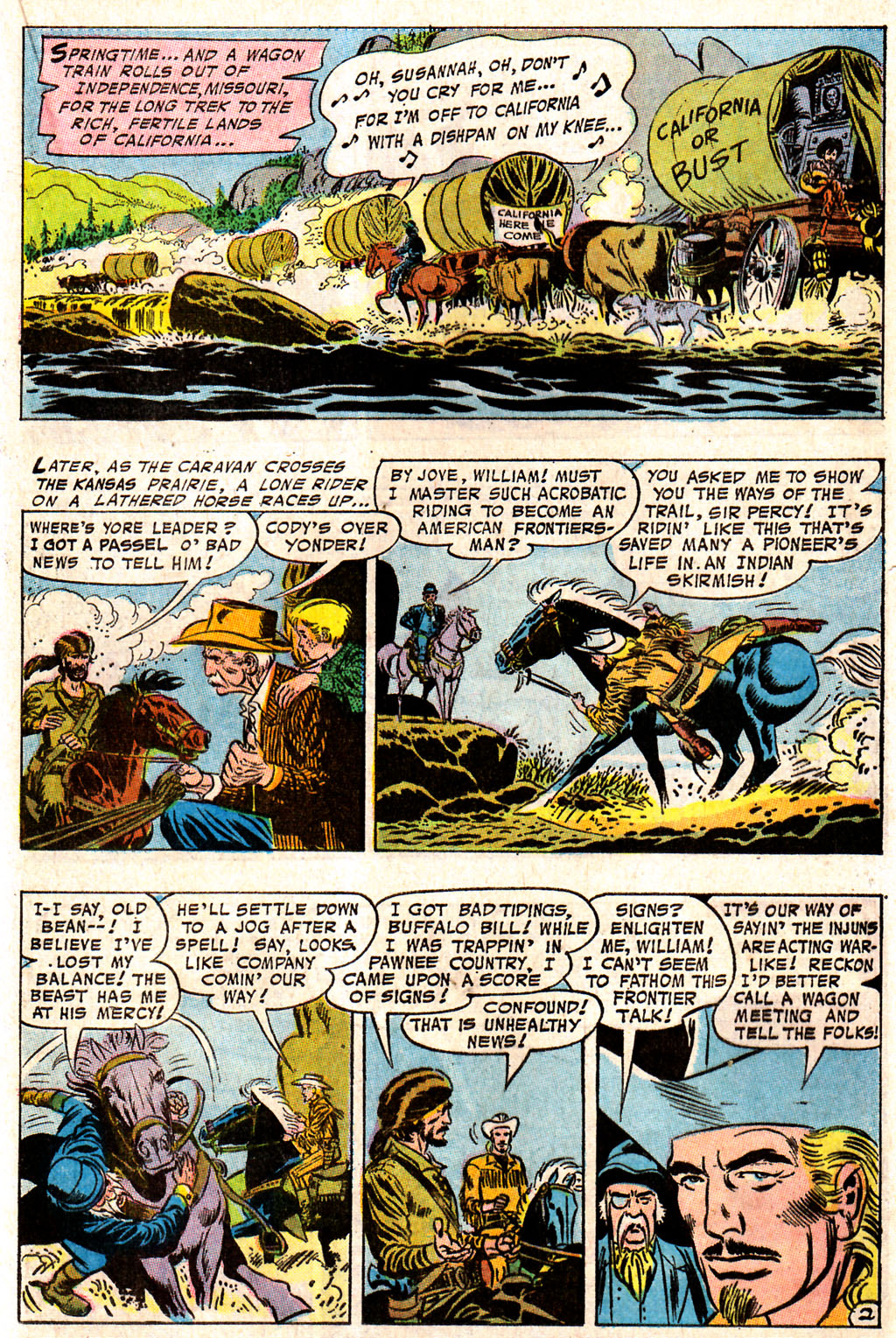Read online All-Star Western (1970) comic -  Issue #7 - 29