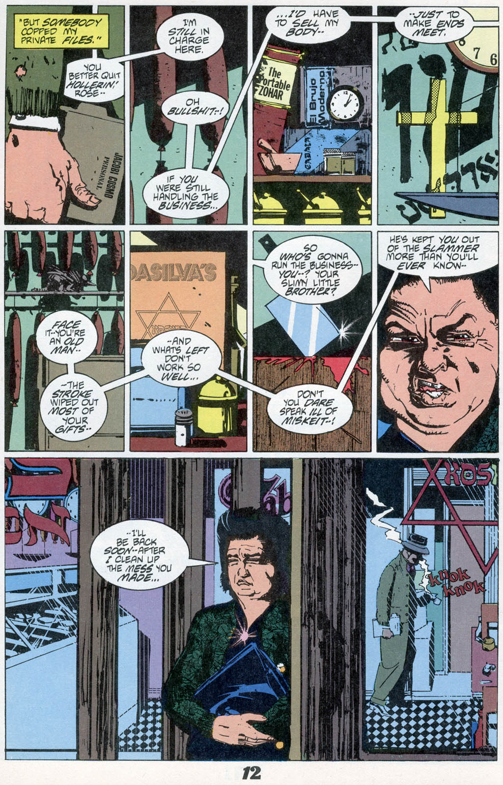 Read online American Flagg! comic -  Issue # _Special 1 - 14