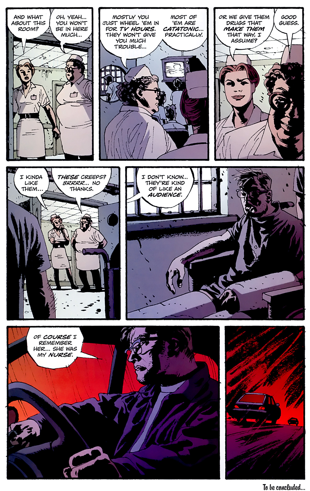 Read online Criminal (2008) comic -  Issue #6 - 28