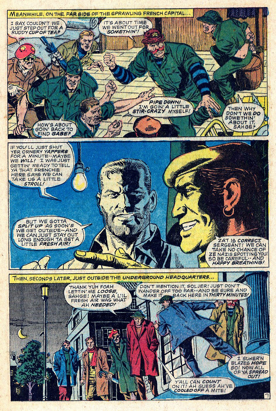 Read online Sgt. Fury comic -  Issue #56 - 12