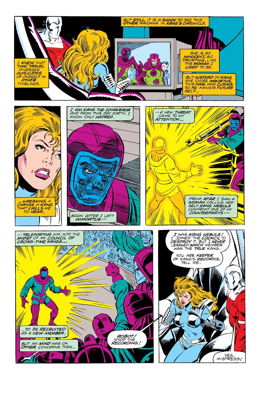 Read online Avengers: Citizen Kang comic -  Issue # TPB (Part 2) - 114
