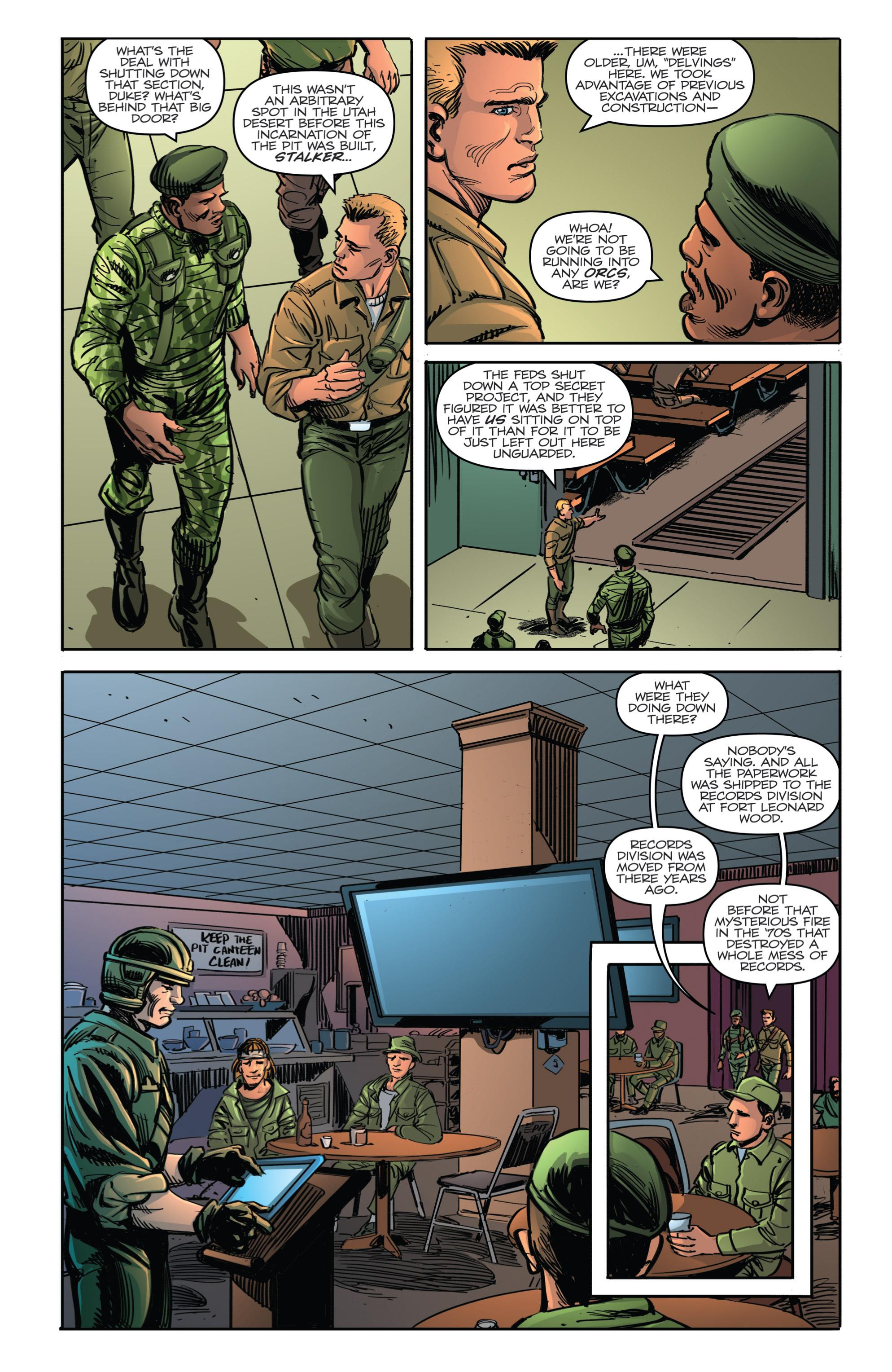 G.I. Joe: A Real American Hero 193 Page 8