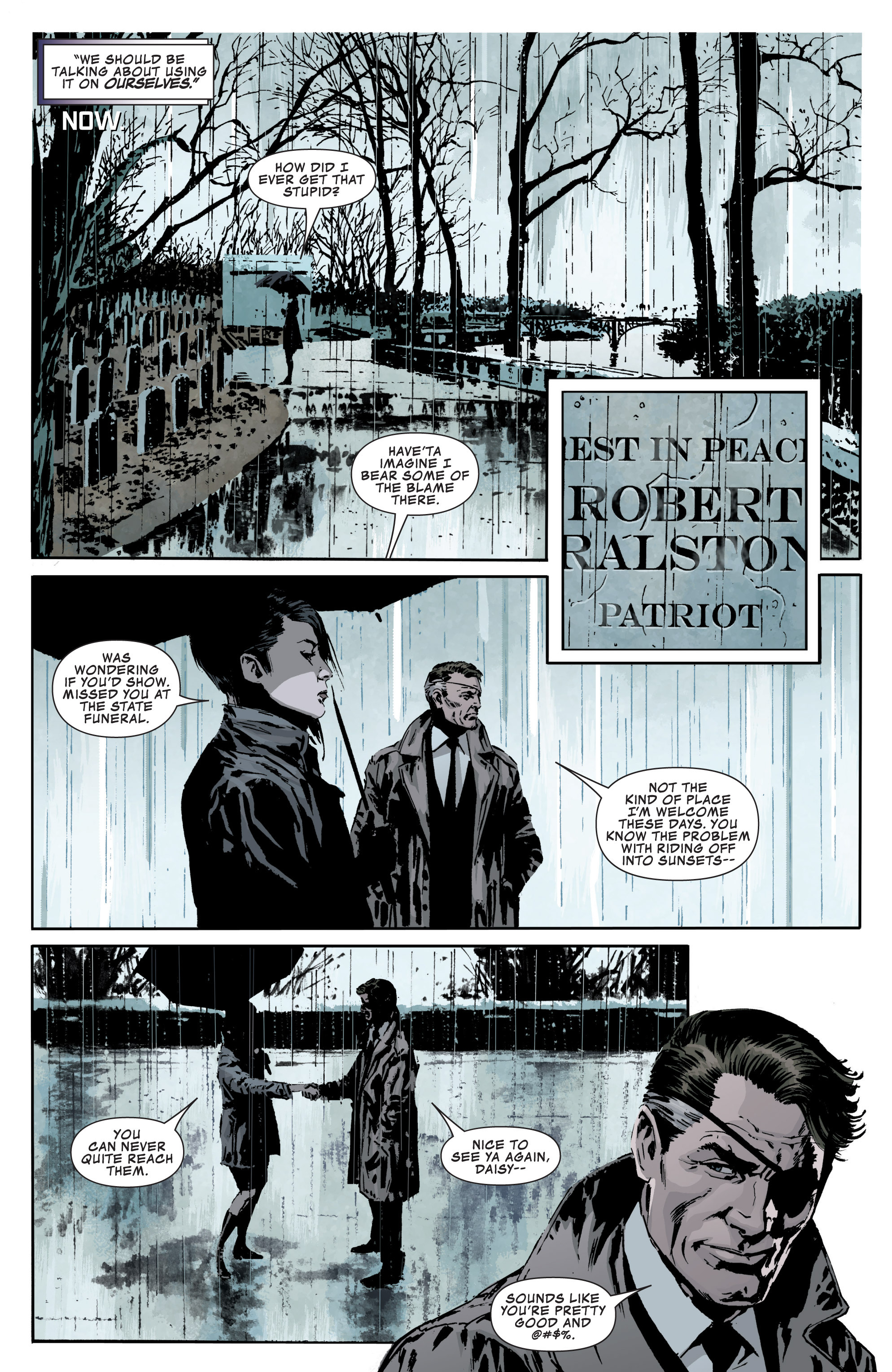 Read online Secret Avengers (2013) comic -  Issue #9 - 7