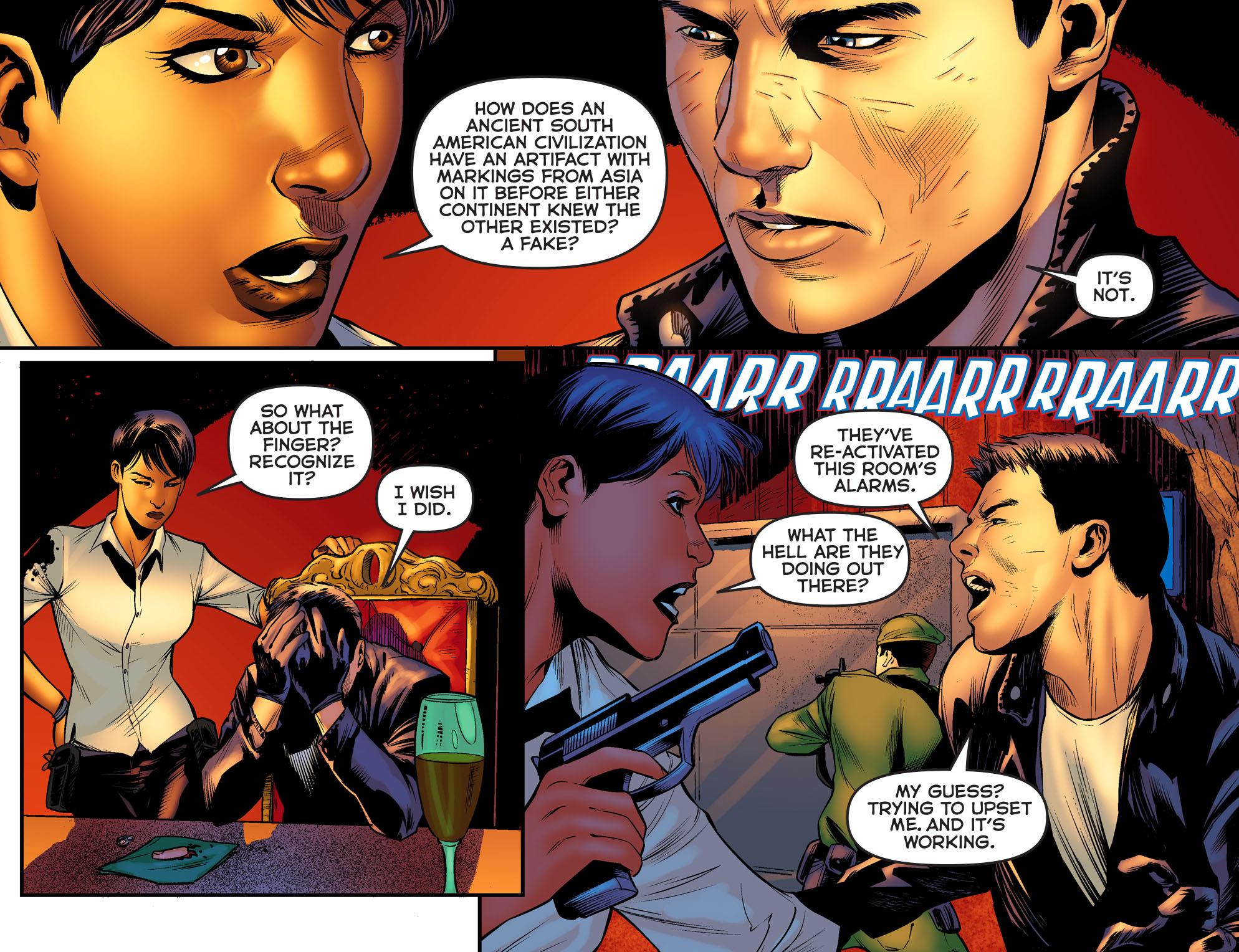 Read online Arrow: The Dark Archer comic -  Issue #2 - 14