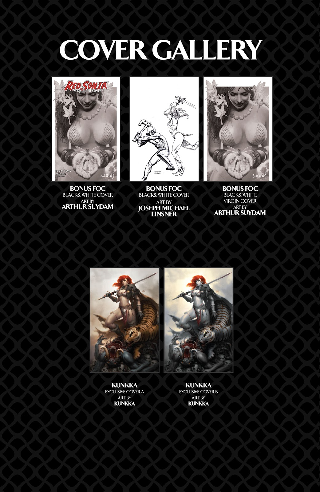 Red Sonja: The Price of Blood issue 2 - Page 32