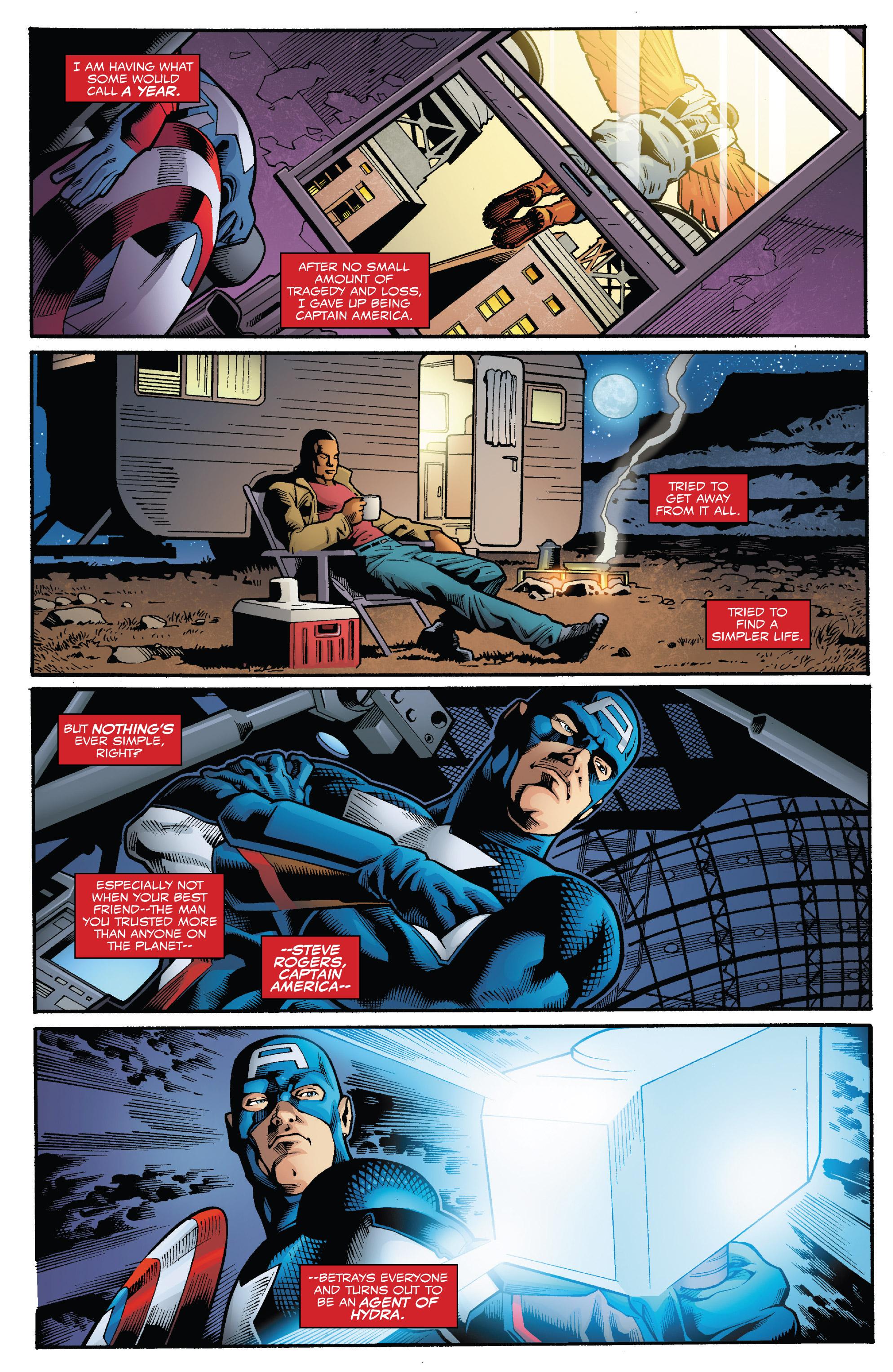 Read online Captain America: Sam Wilson comic -  Issue #23 - 3