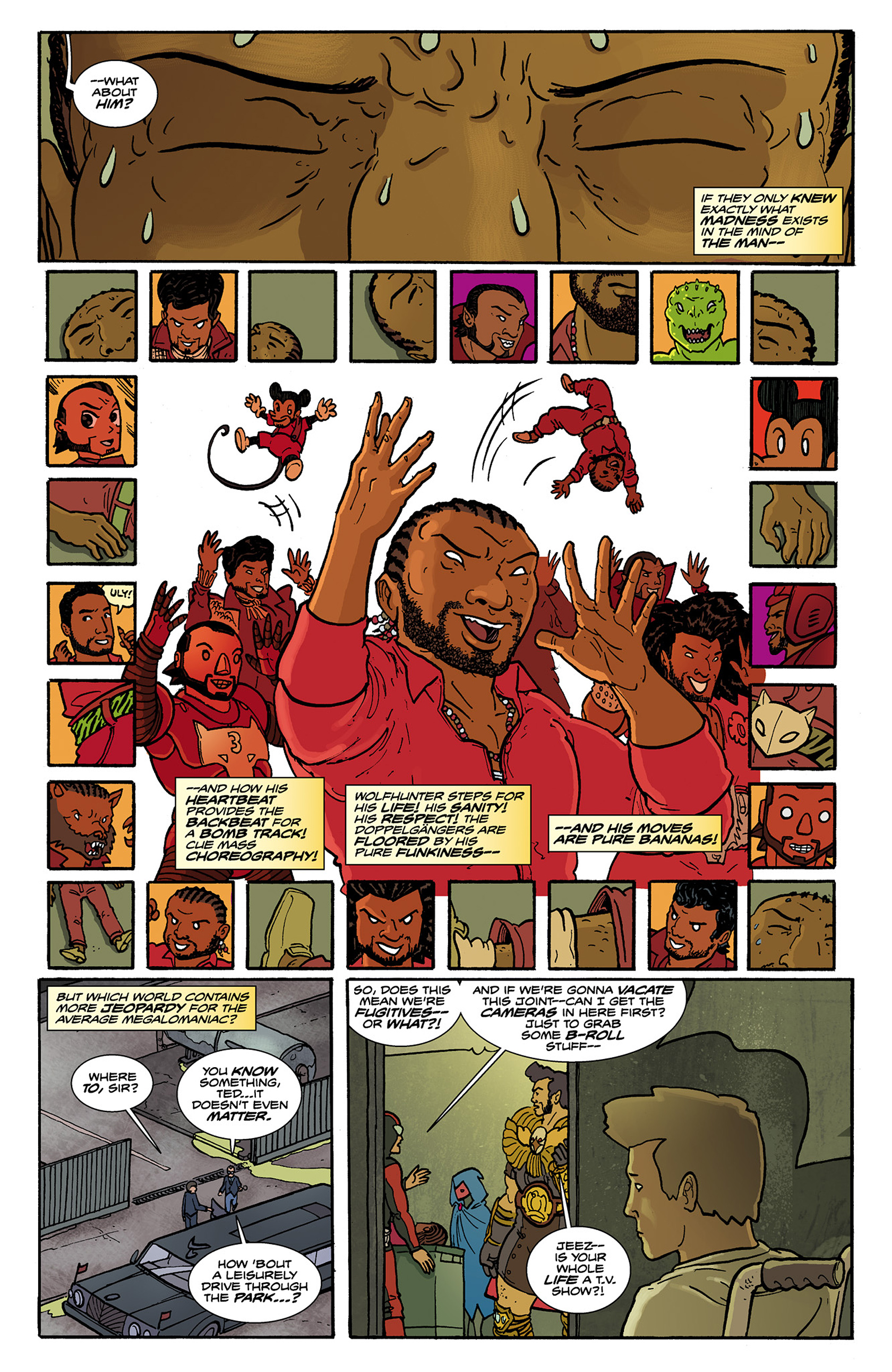 Read online Catalyst Comix comic -  Issue #6 - 22