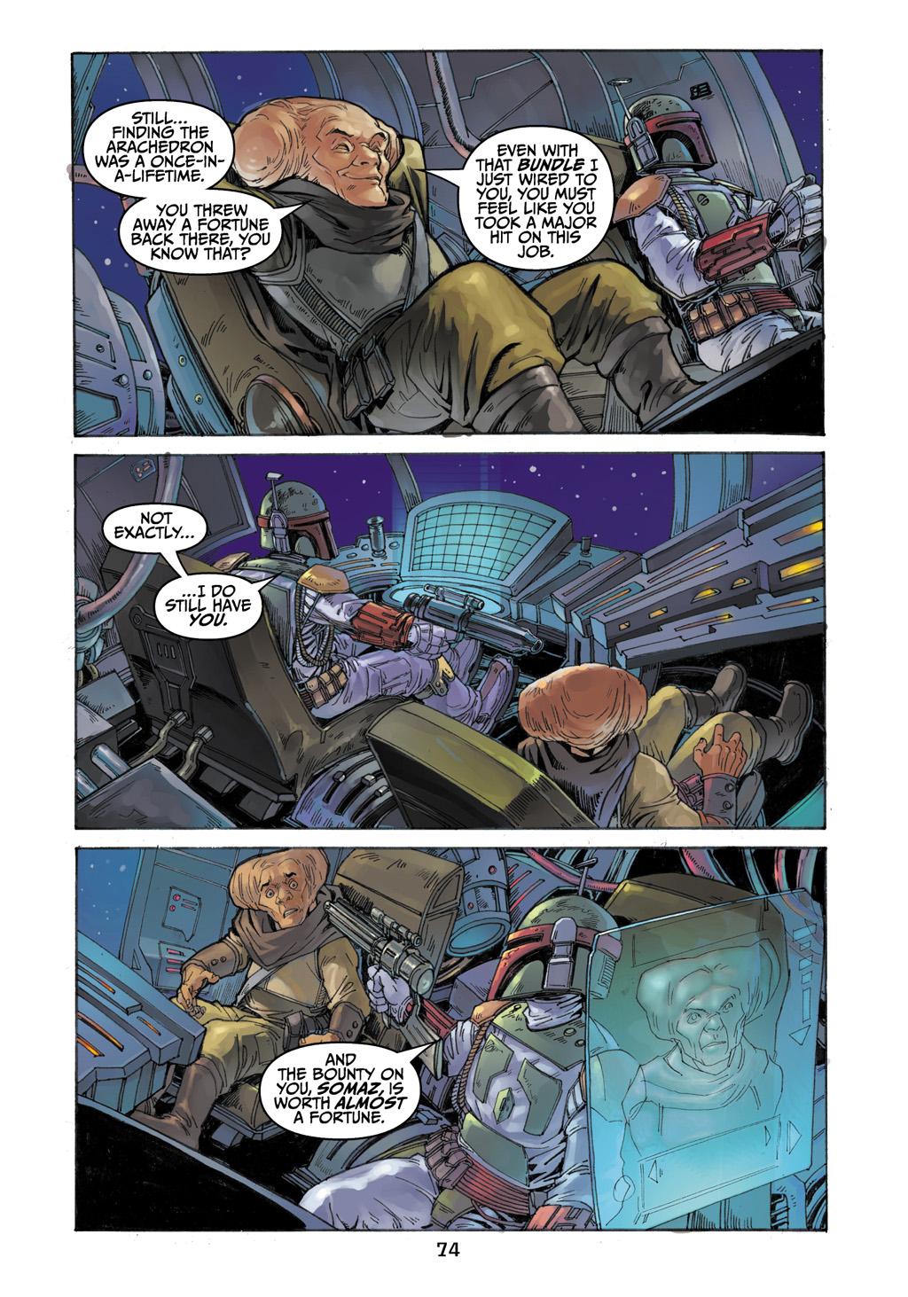 Read online Star Wars Omnibus comic -  Issue # Vol. 33 - 392