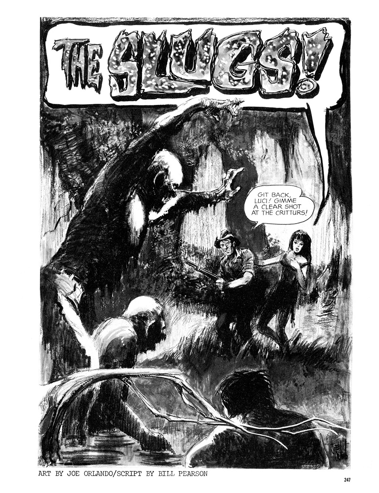 Read online Eerie Archives comic -  Issue # TPB 2 - 248