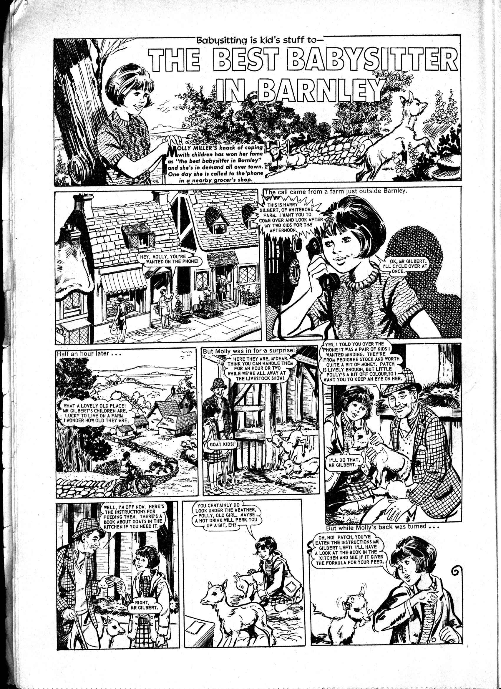 Read online Judy comic -  Issue #391 - 26
