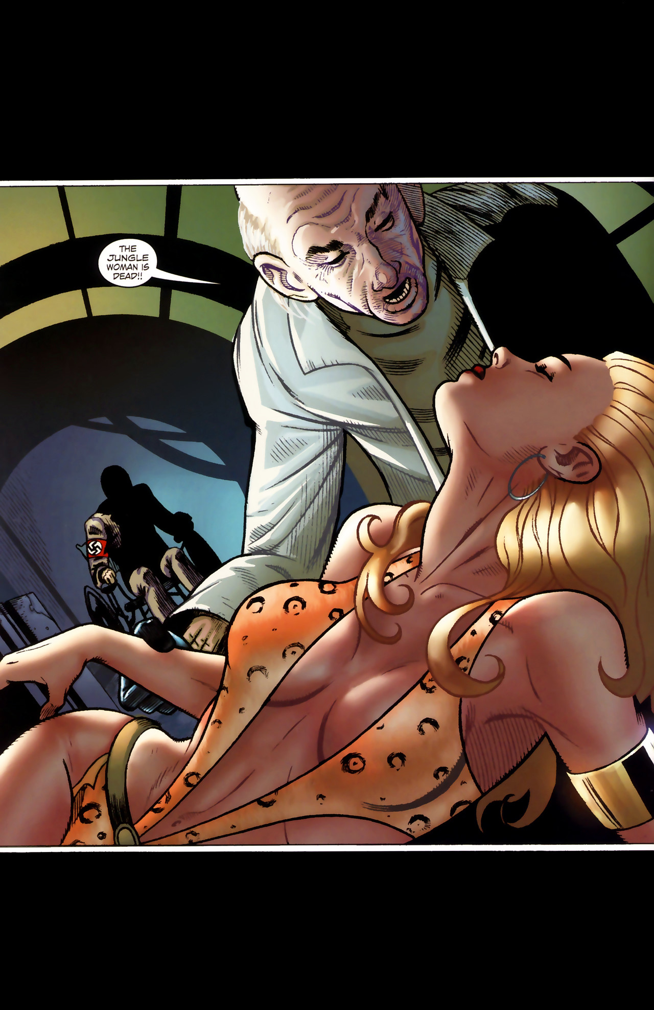 Read online Sheena Queen of the Jungle: Dark Rising comic -  Issue #1 - 24