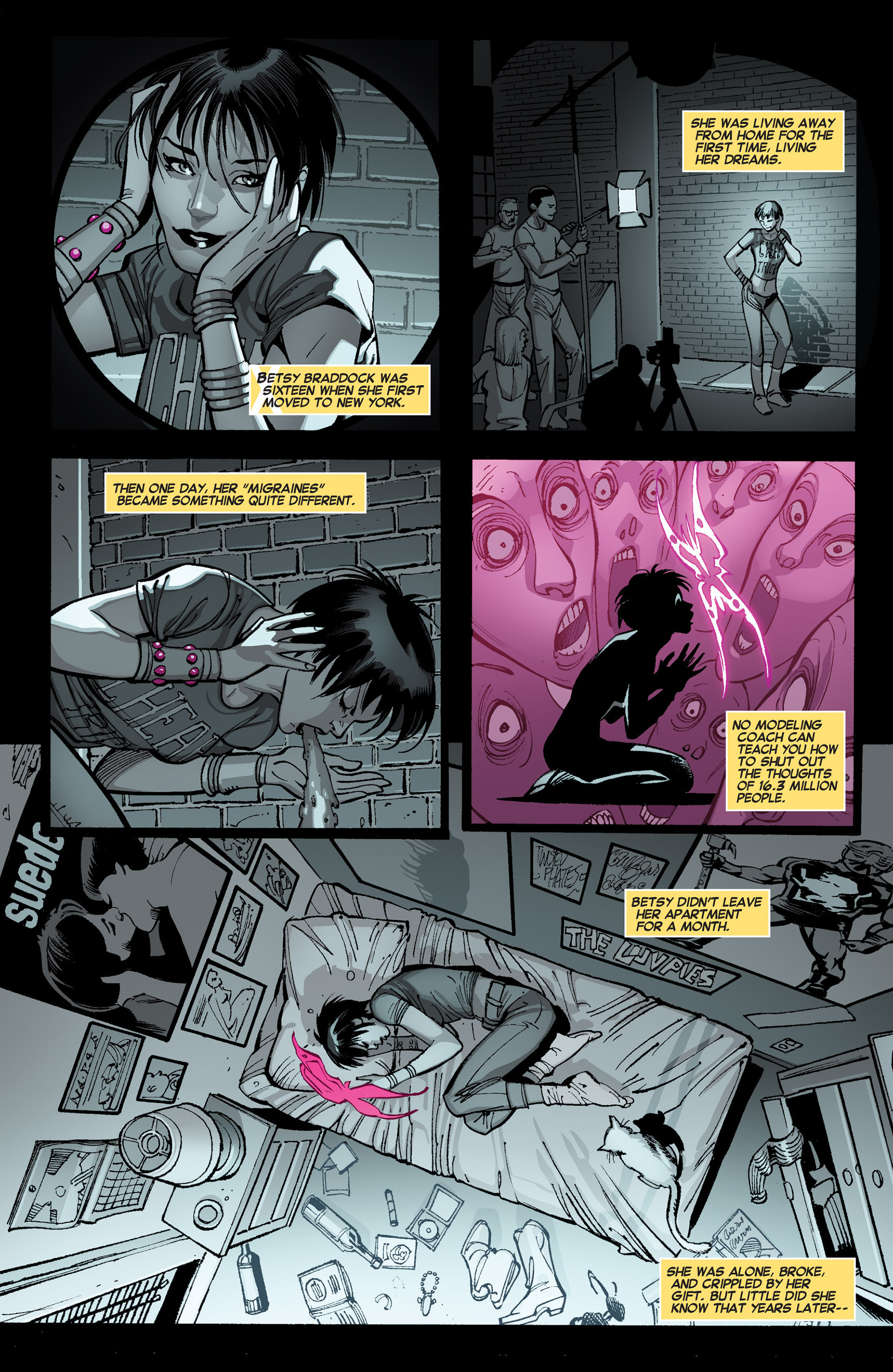 Read online Uncanny X-Force (2013) comic -  Issue #3 - 3