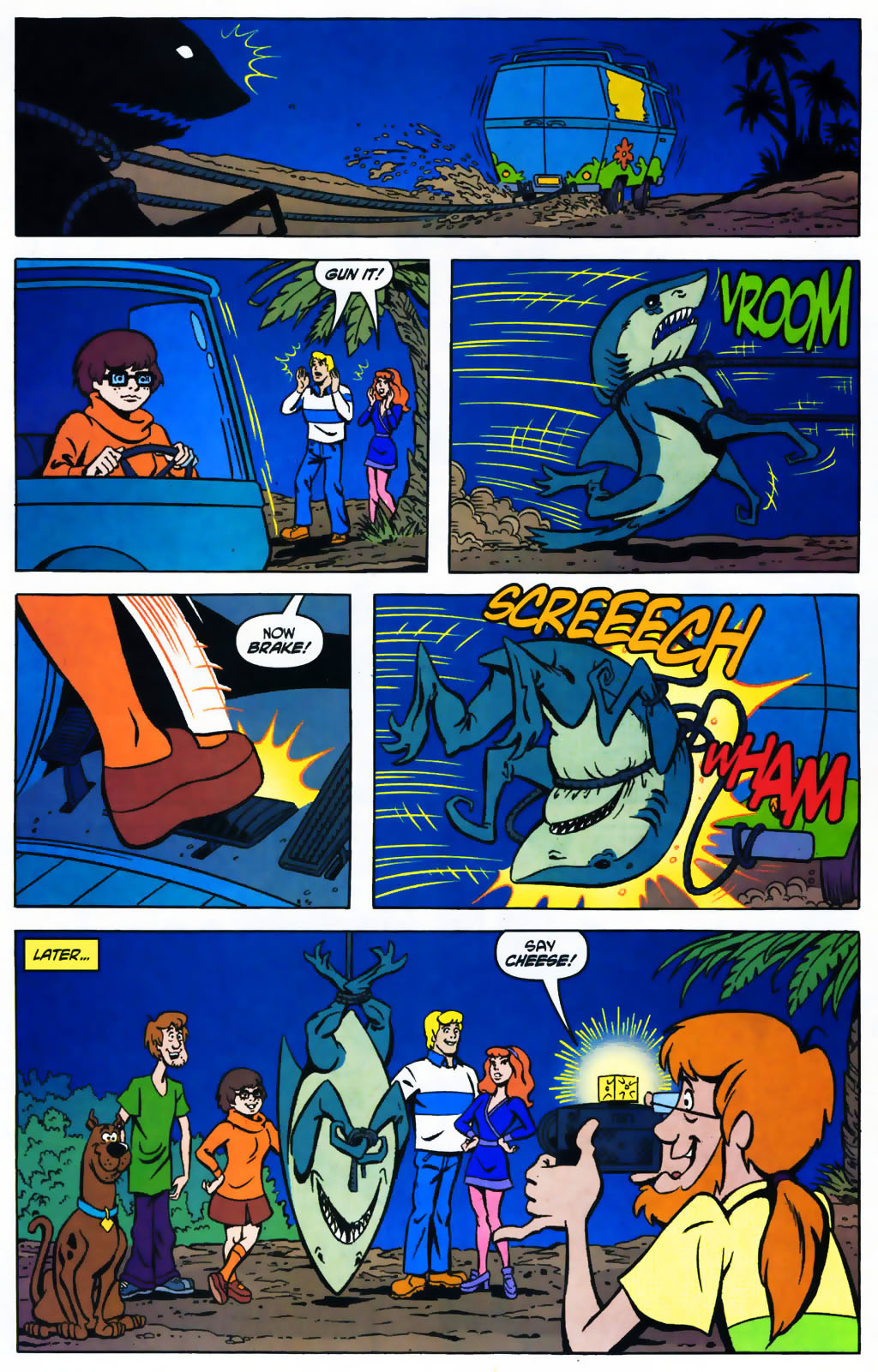 Read online Scooby-Doo (1997) comic -  Issue #87 - 8
