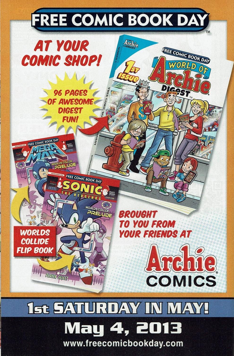 Read online Kevin Keller comic -  Issue #8 - 11