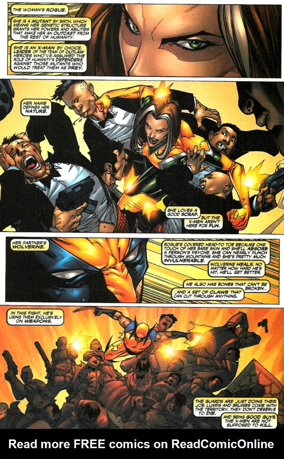 X-Men (1991) 104 Page 3