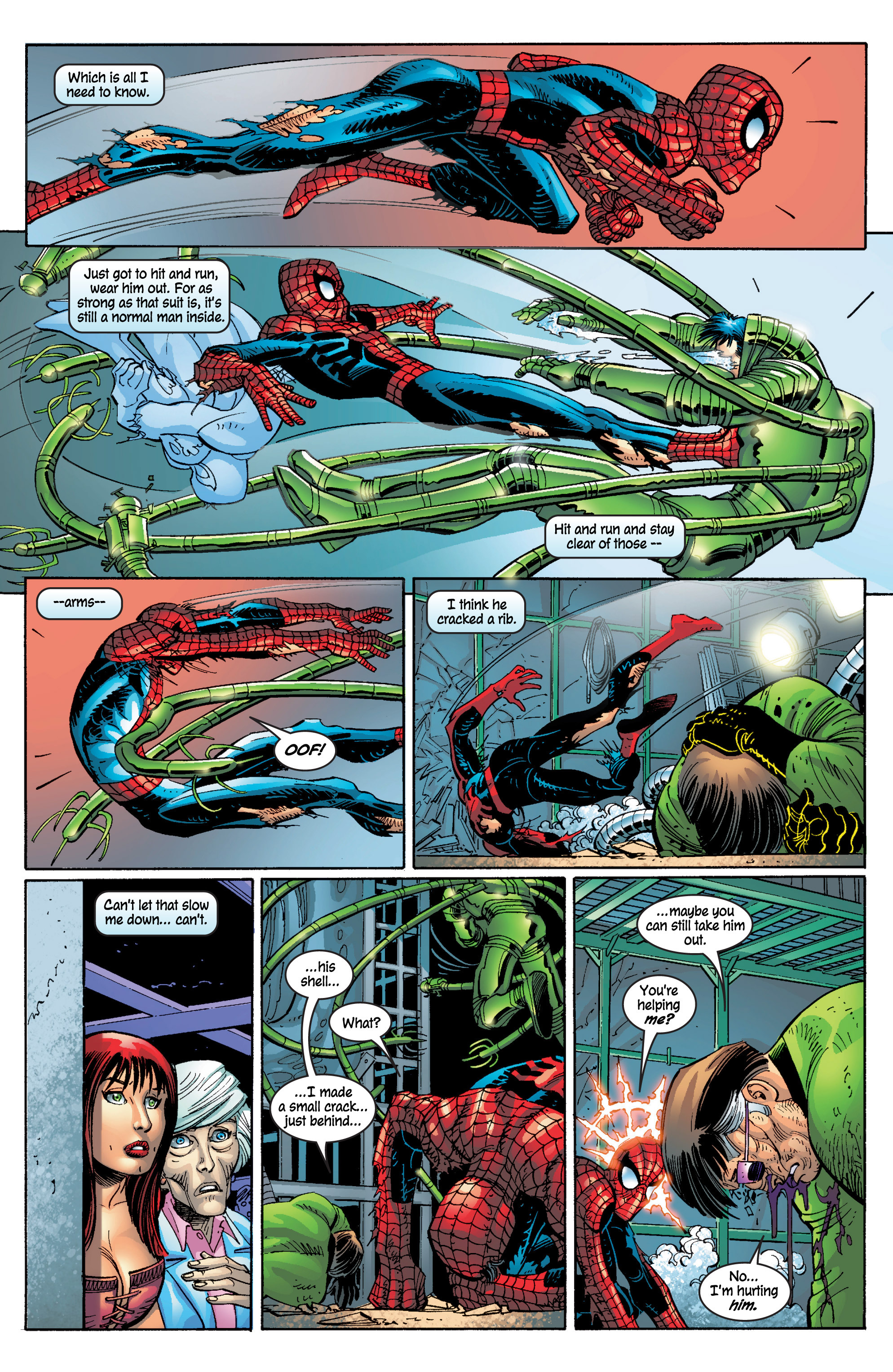 The Amazing Spider-Man (1999) 45 Page 15