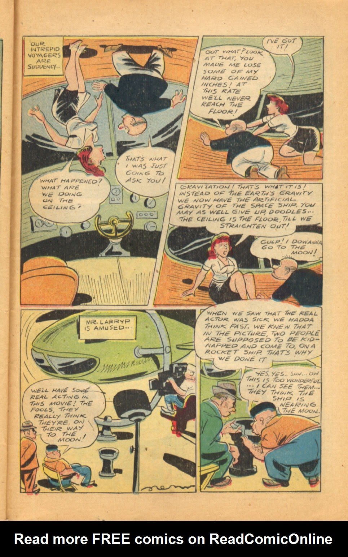 Read online Super-Magician Comics comic -  Issue #44 - 39