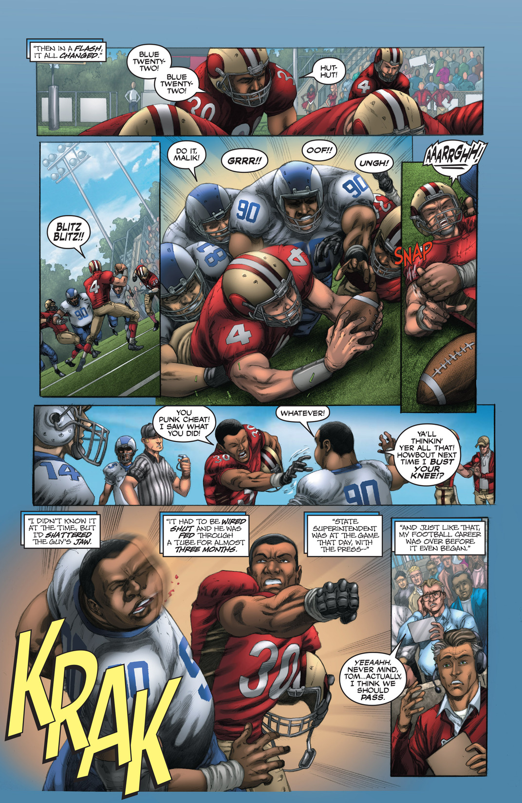Read online America's Army comic -  Issue #13 - 7