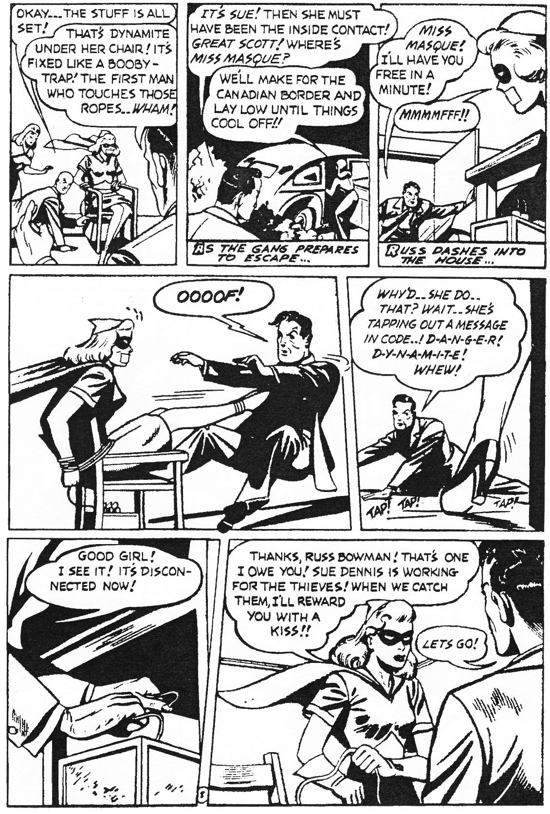 Read online Men of Mystery Comics comic -  Issue #82 - 18