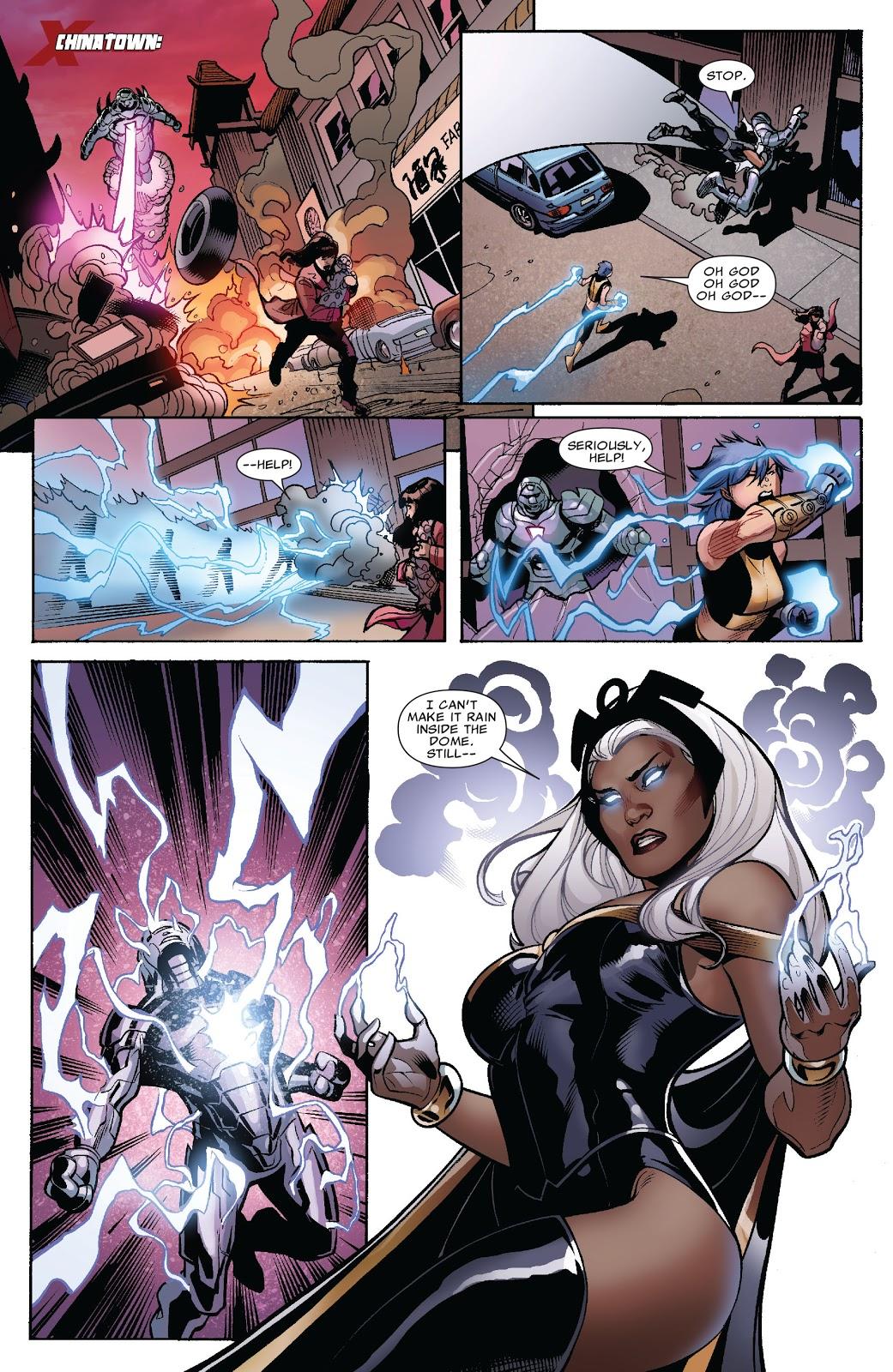 Uncanny X-Men (1963) issue 525 - Page 11