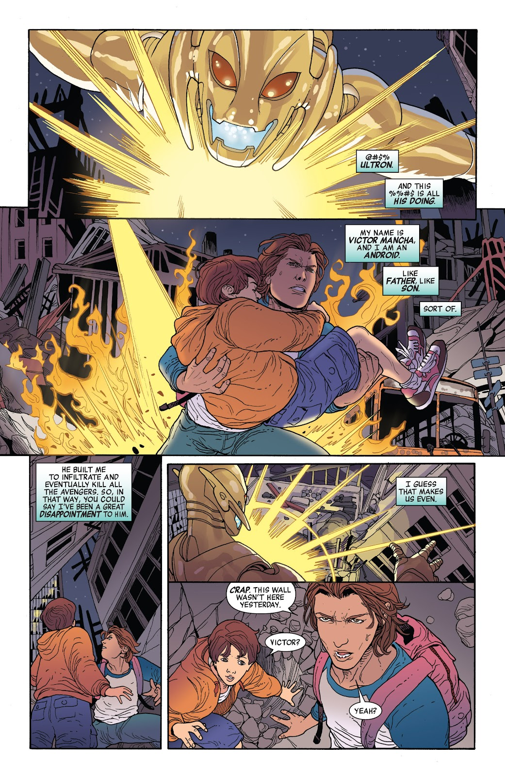 Read online Age of Ultron Companion comic -  Issue # TPB (Part 1) - 97