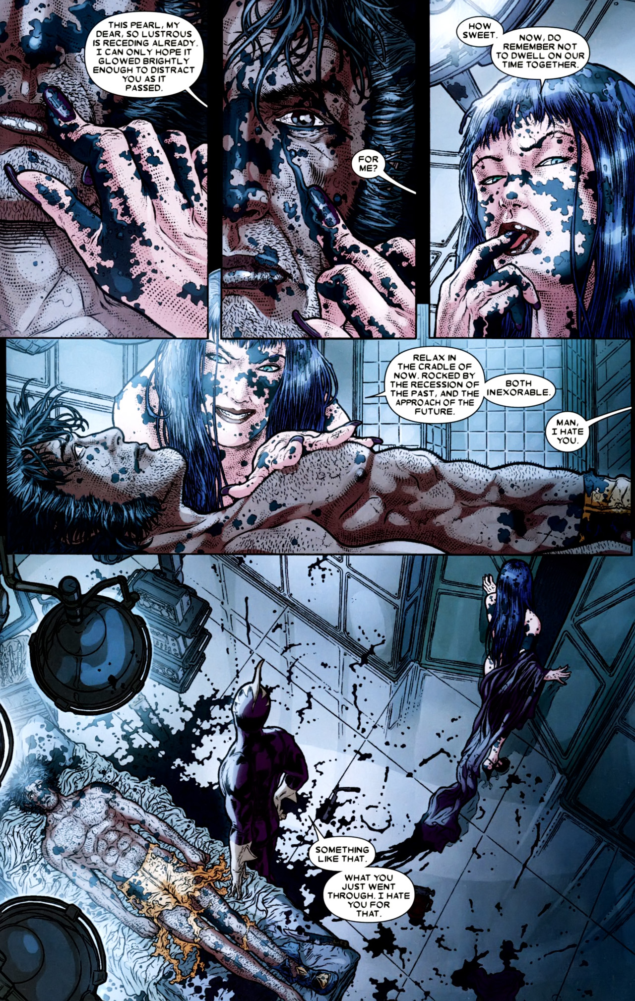 Read online Wolverine: The Best There Is comic -  Issue #4 - 15