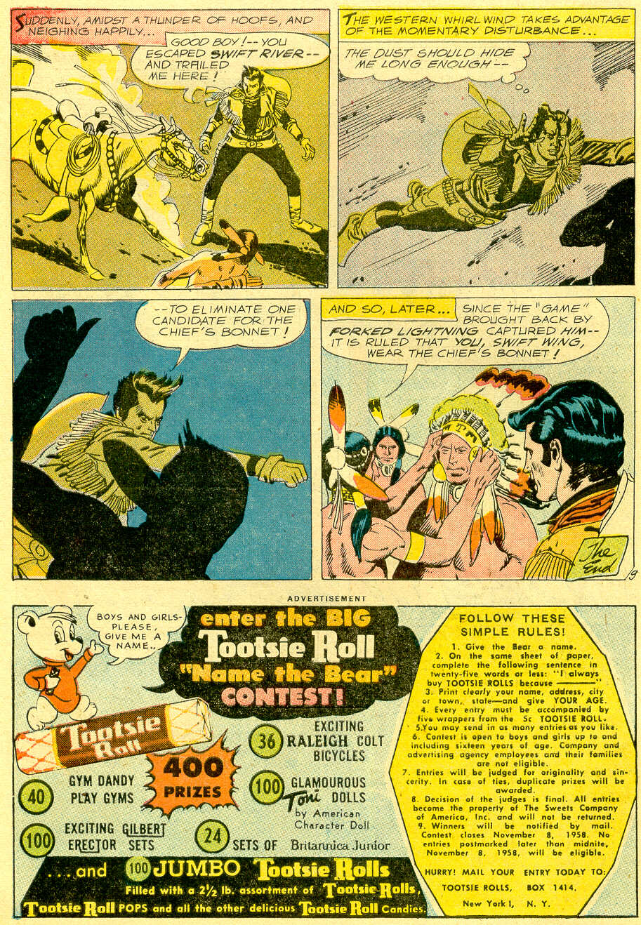 Read online All-Star Western (1951) comic -  Issue #103 - 32