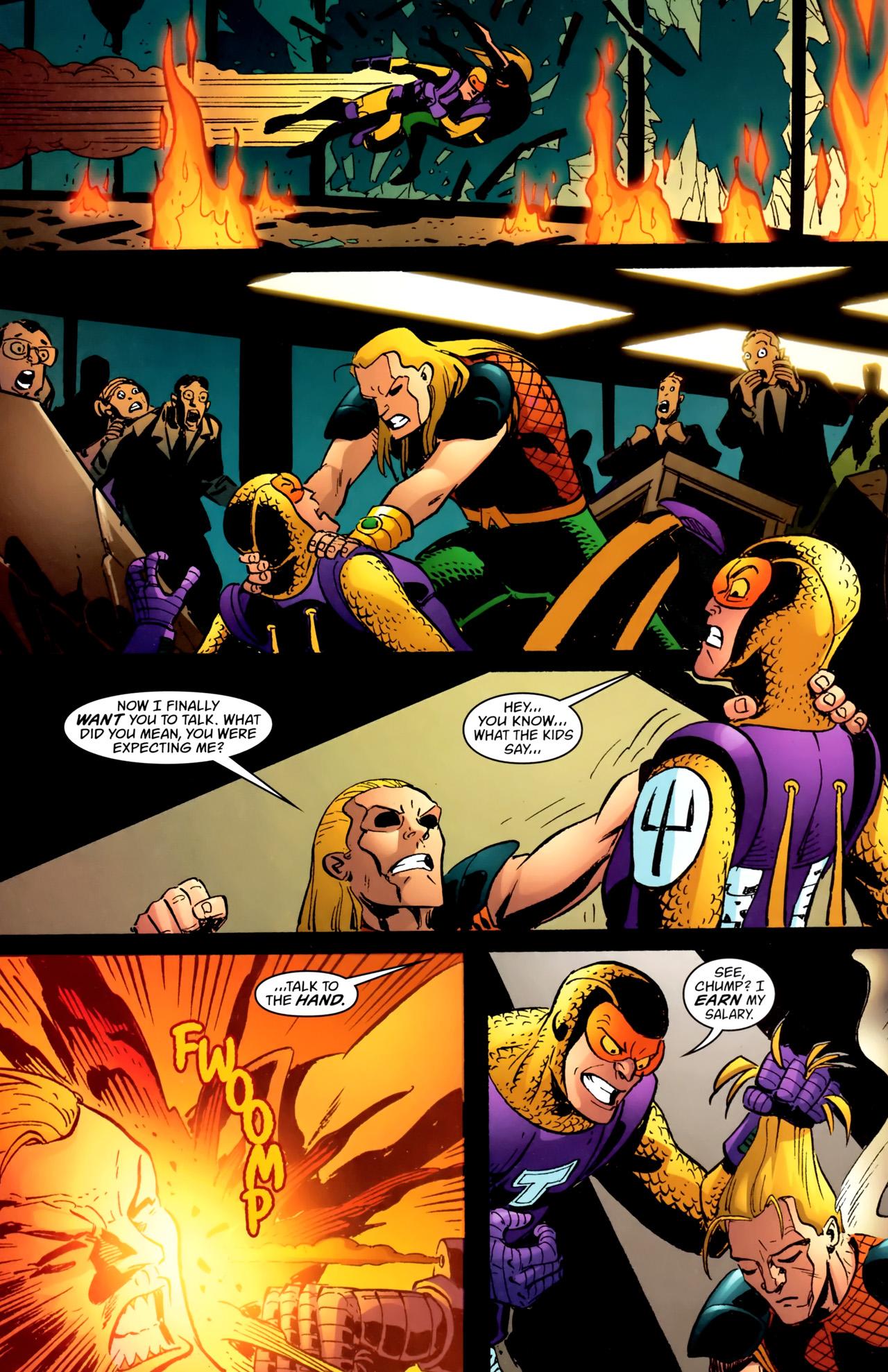 Read online Aquaman: Sword of Atlantis comic -  Issue #54 - 16
