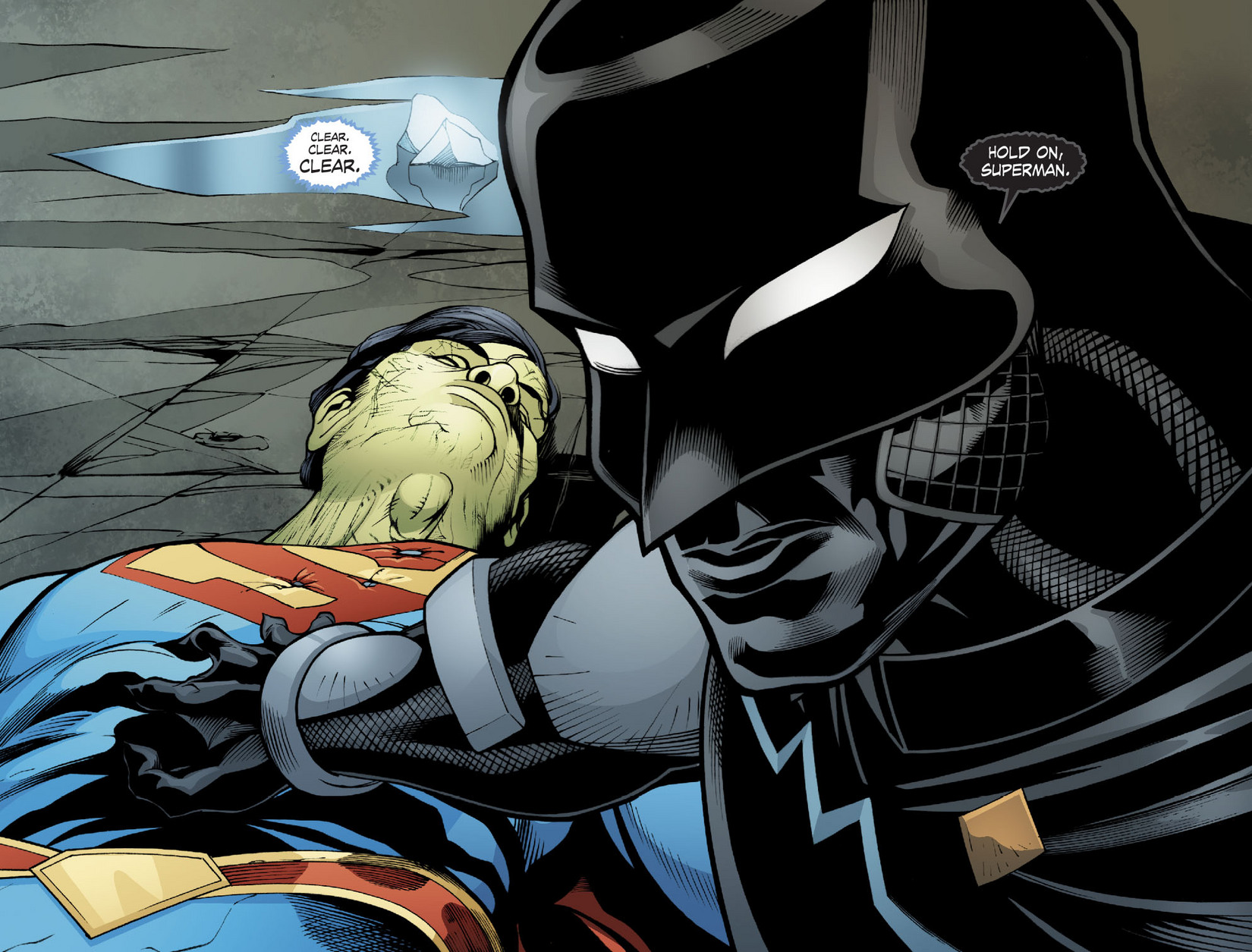 Read online Smallville: Season 11 comic -  Issue #20 - 16