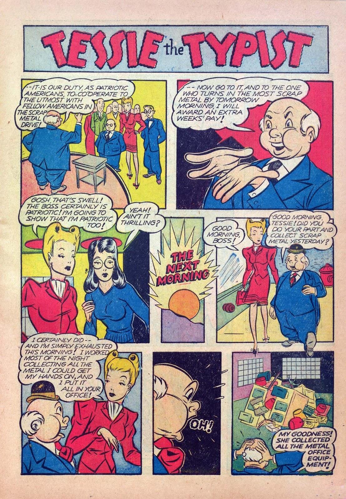 Read online Joker Comics comic -  Issue #7 - 11