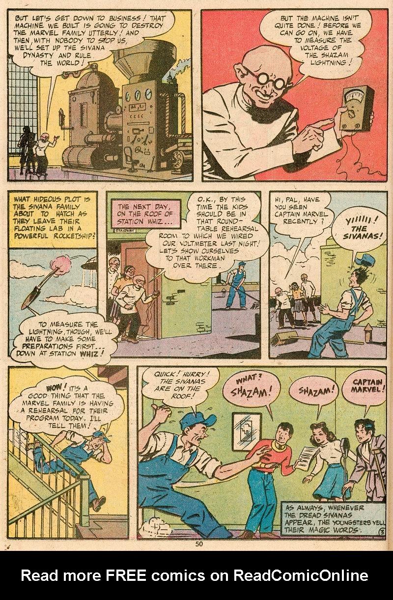 Read online Shazam! (1973) comic -  Issue #12 - 43
