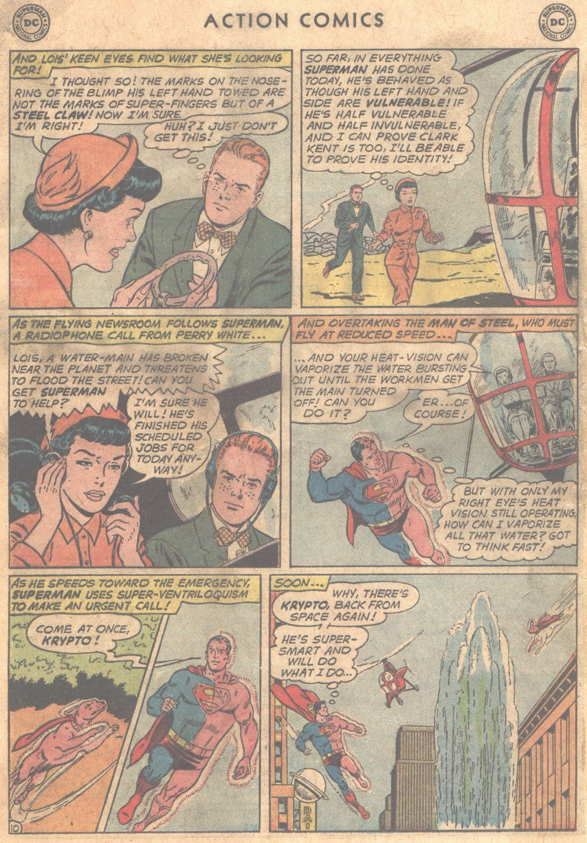 Read online Action Comics (1938) comic -  Issue #290 - 12