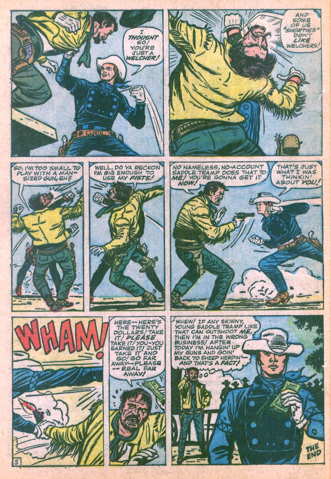 The Rawhide Kid (1955) issue 36 - Page 32