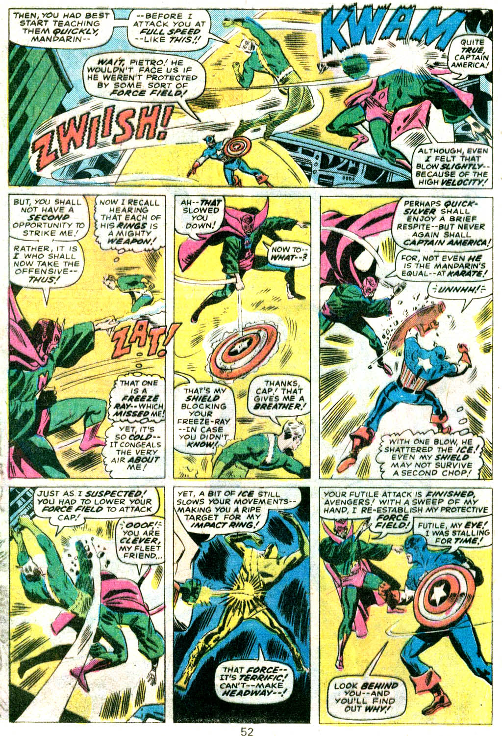 Giant-Size Avengers (1974) issue 5 - Page 43