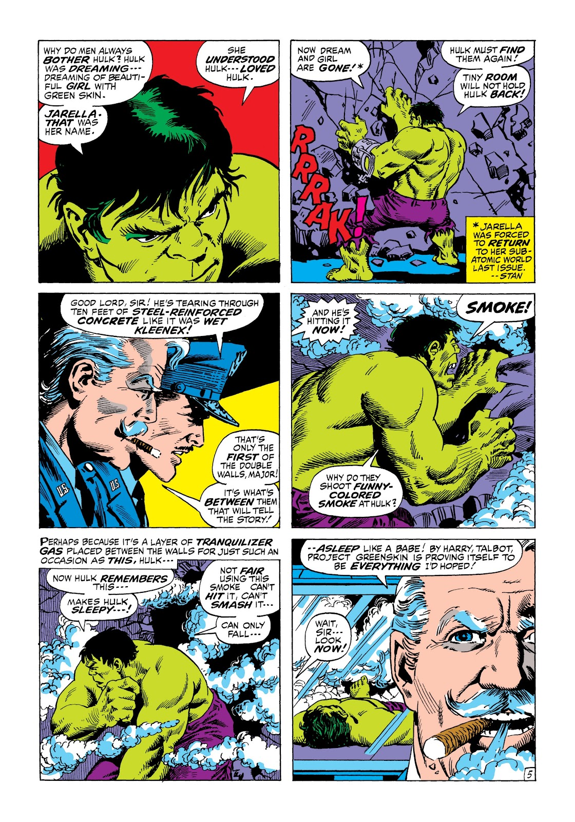 Read online Marvel Masterworks: The Incredible Hulk comic -  Issue # TPB 8 (Part 2) - 13