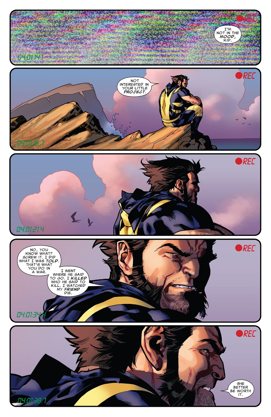 Read online X-Men: Second Coming comic -  Issue # _TPB (Part 1) - 10