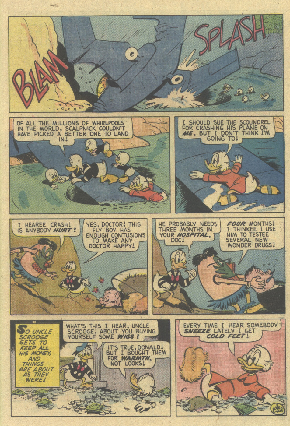 Read online Uncle Scrooge (1953) comic -  Issue #152 - 27