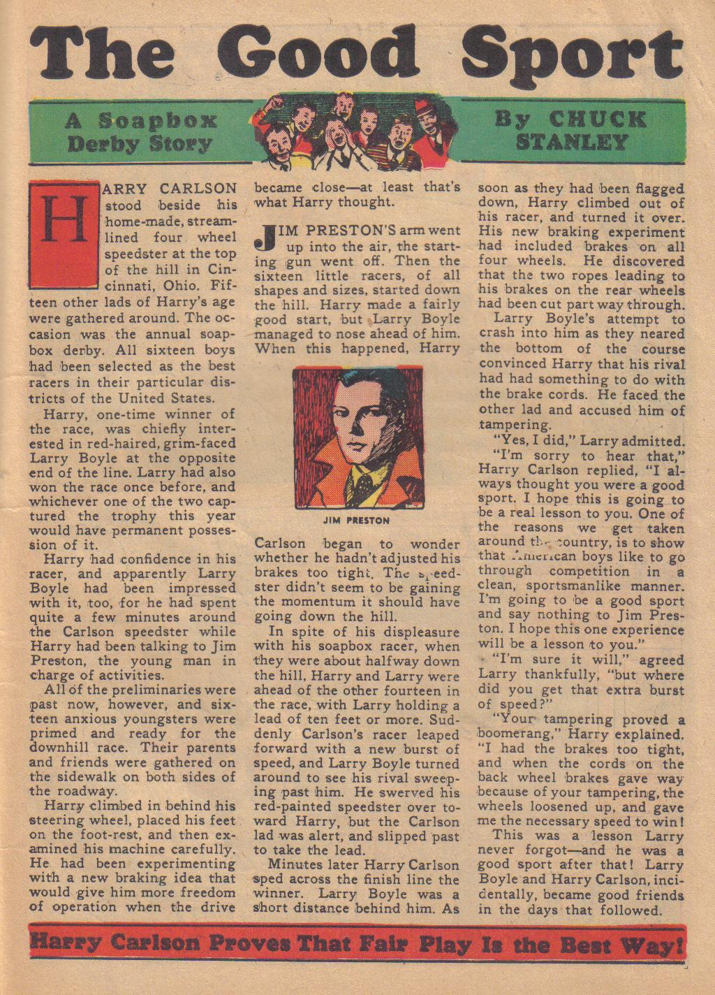 Exciting Comics (1940) issue 13 - Page 59