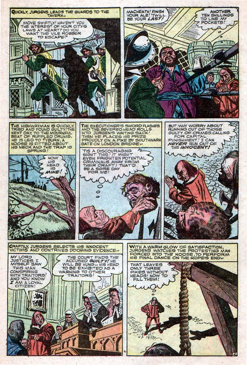 Read online Adventures into Weird Worlds comic -  Issue #28 - 3