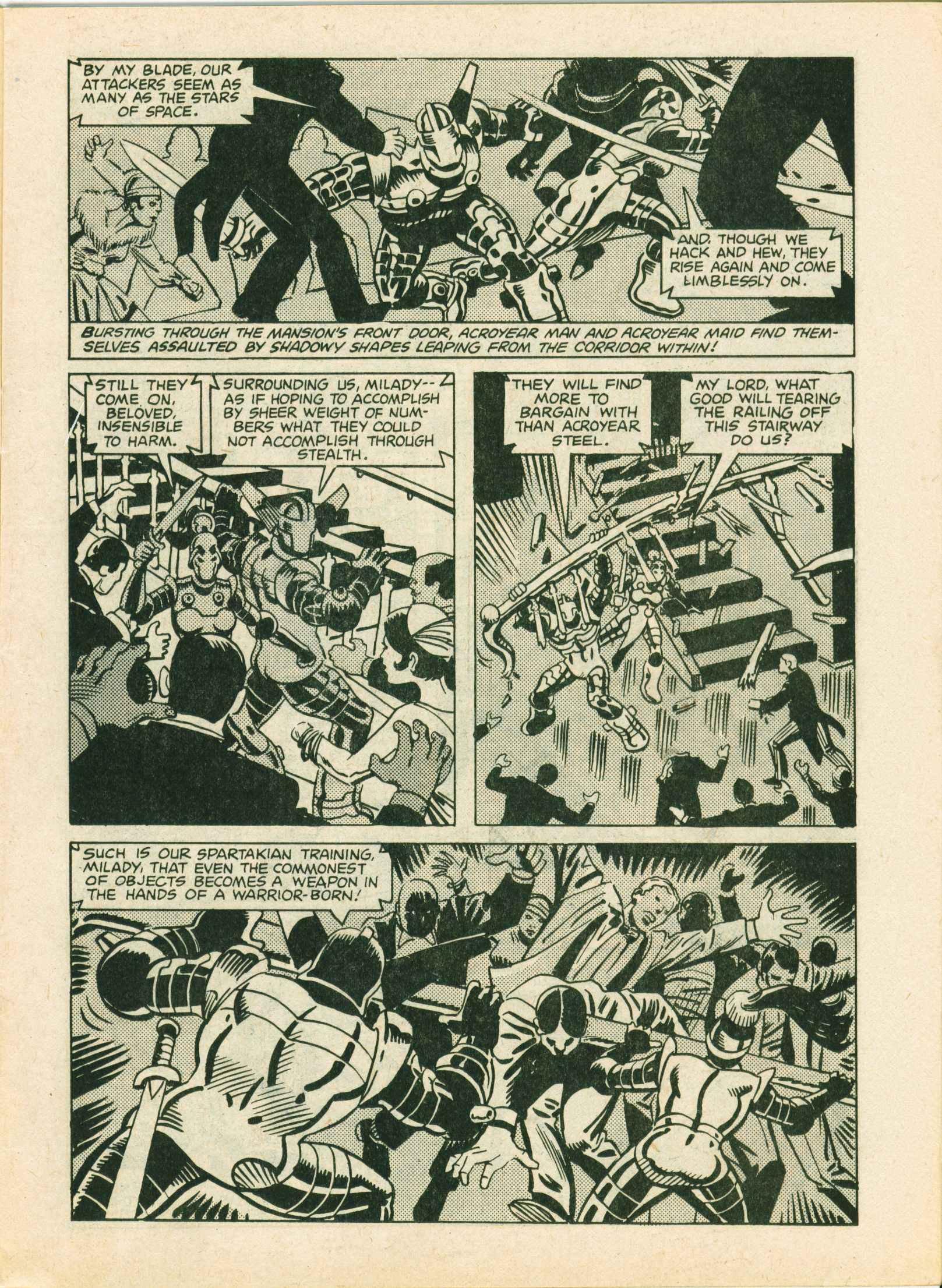 Read online Future Tense comic -  Issue #2 - 7