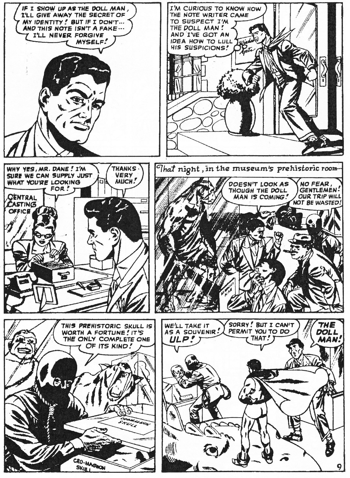 Read online Men of Mystery Comics comic -  Issue #81 - 12