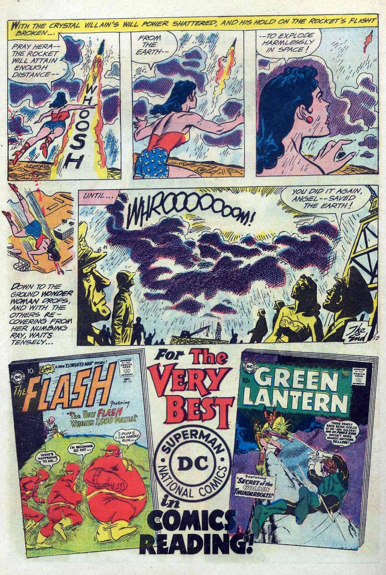 Read online Wonder Woman (1942) comic -  Issue #116 - 32