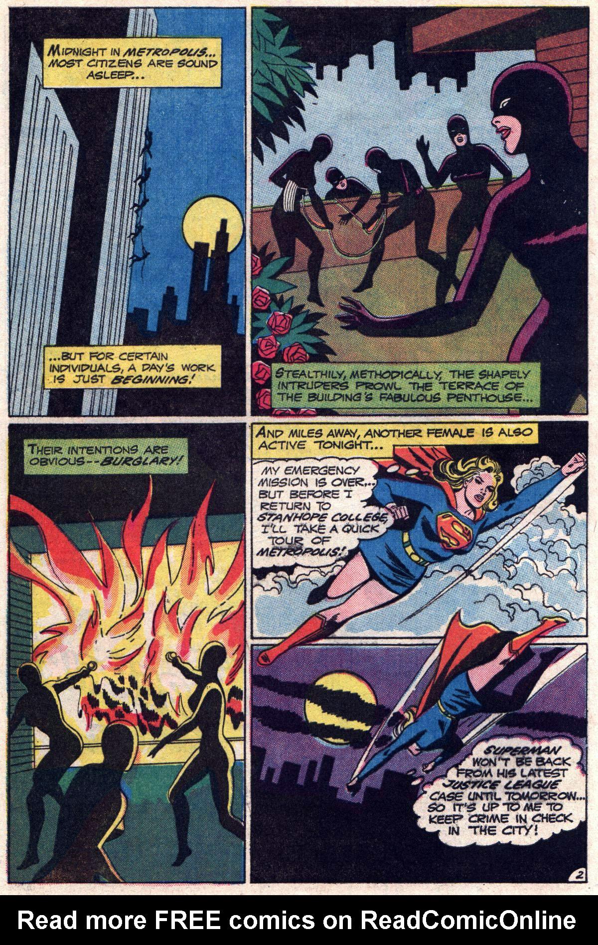 Read online Adventure Comics (1938) comic -  Issue #381 - 4