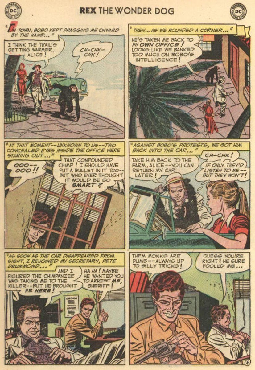 The Adventures of Rex the Wonder Dog issue 4 - Page 16